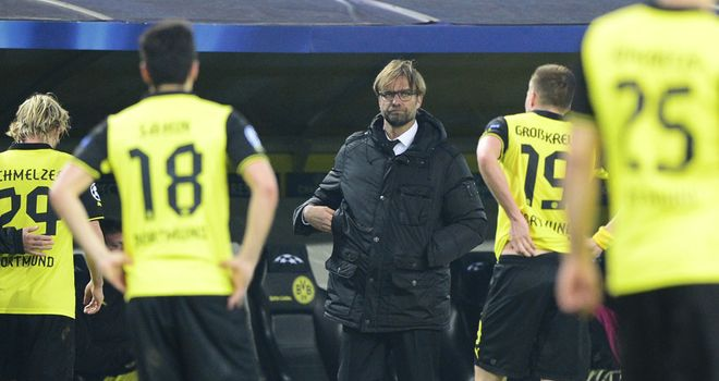 Jurgen Klopp: Not downhearted