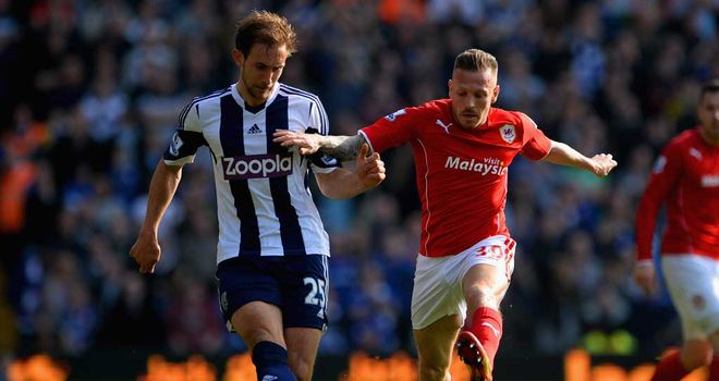 Craig Dawson: West Brom defender subject of three failed bids from Burnley
