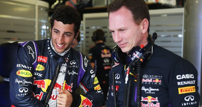 Christian Horner: His team will appeal the stewards' decision