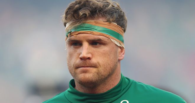 Jamie Heaslip: Predicting an emotional day in Dublin for the O'Driscoll family