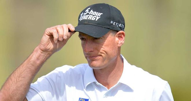 Jim Furyk: Fourth at Hoylake in 2006