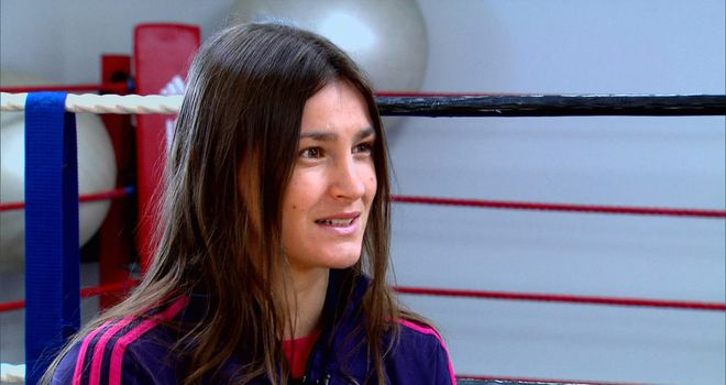 Katie Taylor: Honoured to be in the final for Ireland