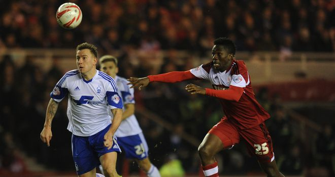 Kenneth Omeruo: Chelsea youngster impressed at Middlesbrough