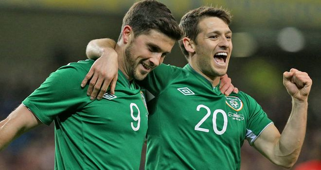 Shane Long: Enjoyed playing alongside Wes Hoolahan