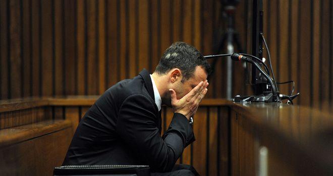 Oscar Pistorius: Emotional fourth day in court
