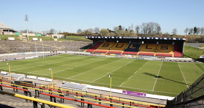 Odsal Stadium: Home of the Bradford Bulls
