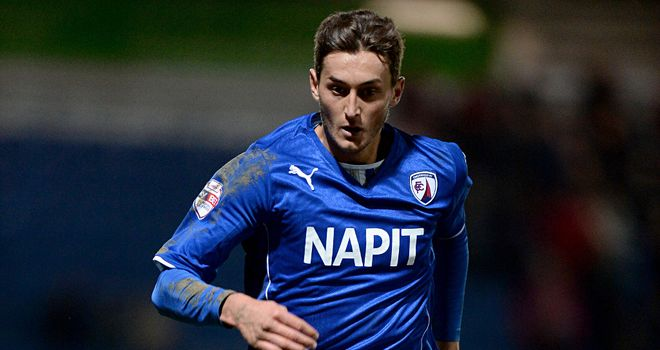 Ollie Banks: Rescued a point for the Spireites