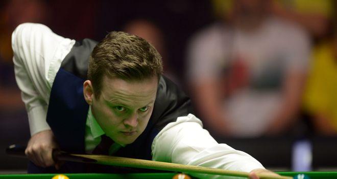 Shaun Murphy: The world No 9 beat Mark Selby 10-6 in Sunday's final
