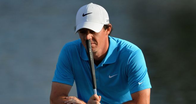 Rory McIlroy: Let a great winning opportunity slip