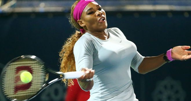 Serena Williams: Happy to be back in Miami but admits feeling the pressure of being title favourite