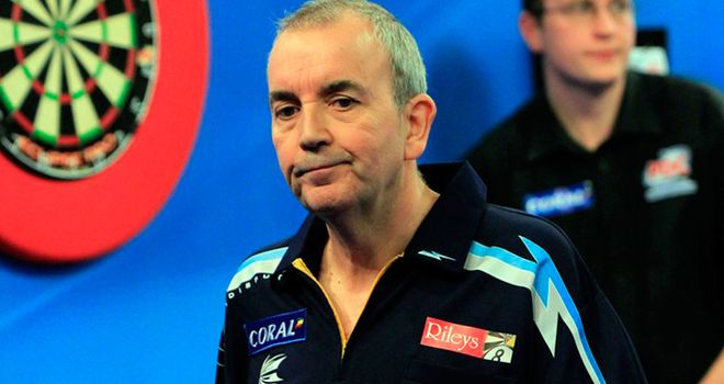 Phil Taylor: Early exit in Gibraltar