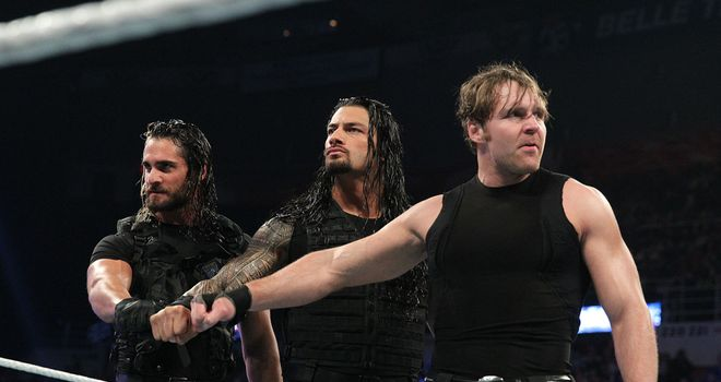 The Shield, united once again, failed to carry out Kane's instructions on Smackdown