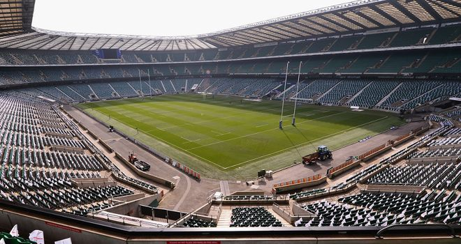 Twickenham: Has hosted four previous finals of European rugby's top club competition
