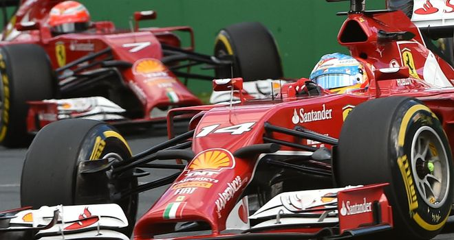 Ferrari: Hopeful of finding some big performance gains