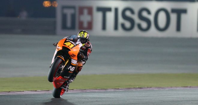 Aleix Espargaro: Setting ominous pace at season opener in Qatar