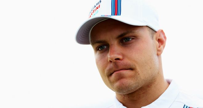 Valtteri Bottas: A second successive grid demotion