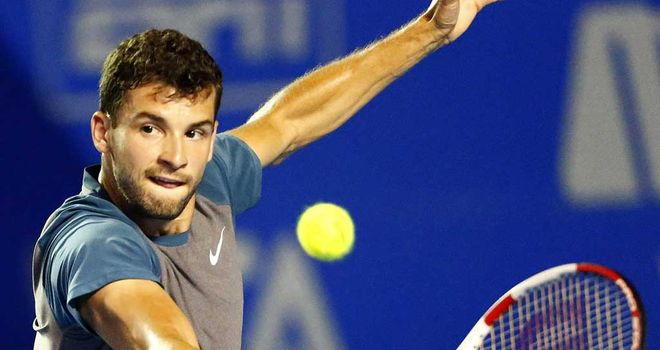 Grigor Dimitrov: Winner of the Mexican Open