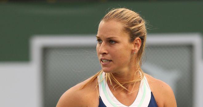 Dominika Cibulkova: Did not slip up in opening round of BMW Malaysian Open