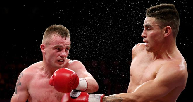 Frankie Gavin: Ready for showdown with Leonard Bundu