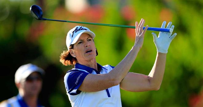 Juli Inkster: Veteran to captain USA in Solheim Cup
