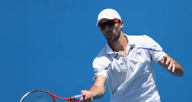 Ivo Karlovic: Will now face Roger Federer
