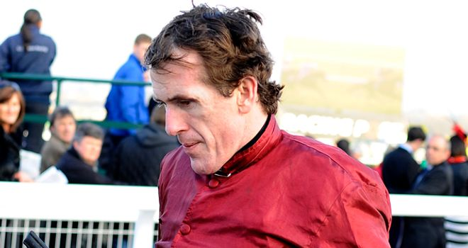 Tony McCoy endured a mixed day at Worcester