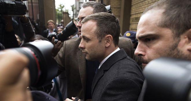 Oscar Pistorius: His trial continues