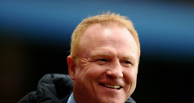 Alex McLeish has been named new Genk coach