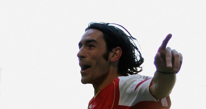 Robert Pires: Former Arsenal midfielder enjoyed great success during his time with the Gunners