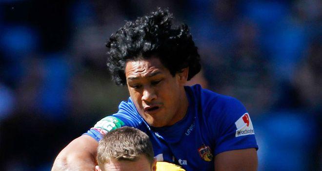 Taulima Tautai: Will join Wigan Warriors in November