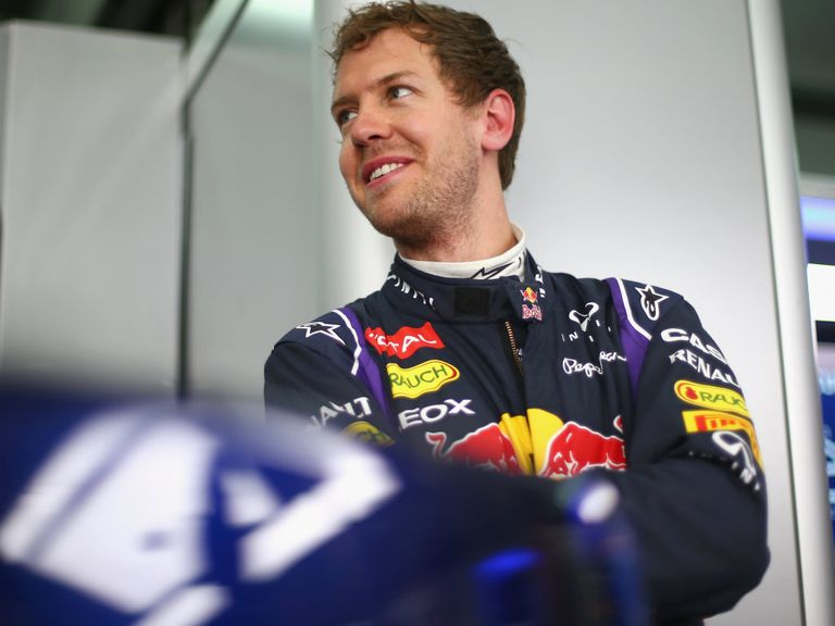 Sebastian Vettel: Still has faith in Red Bull
