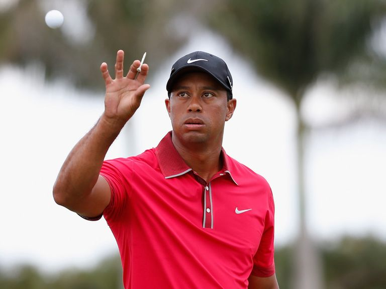 Tiger Woods: Suffering with injury