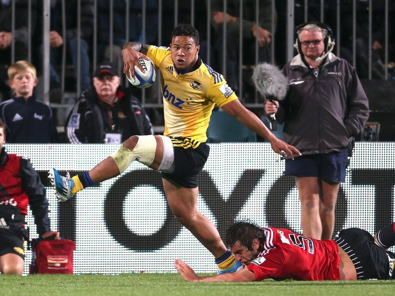 Alapati Leiua: Signs for Wasps