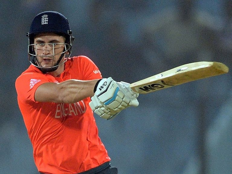 Alex Hales: Joins Worcestershire on a three-match loan