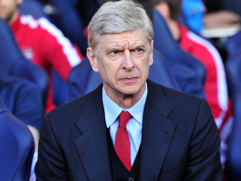 Arsene Wenger: Wants his players to do the talking on the pitch