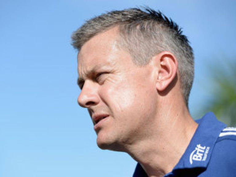 Ashley Giles: Was confident of landing England job