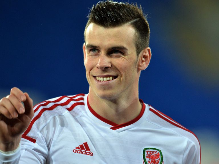 Gareth Bale: Part of the Wales squad