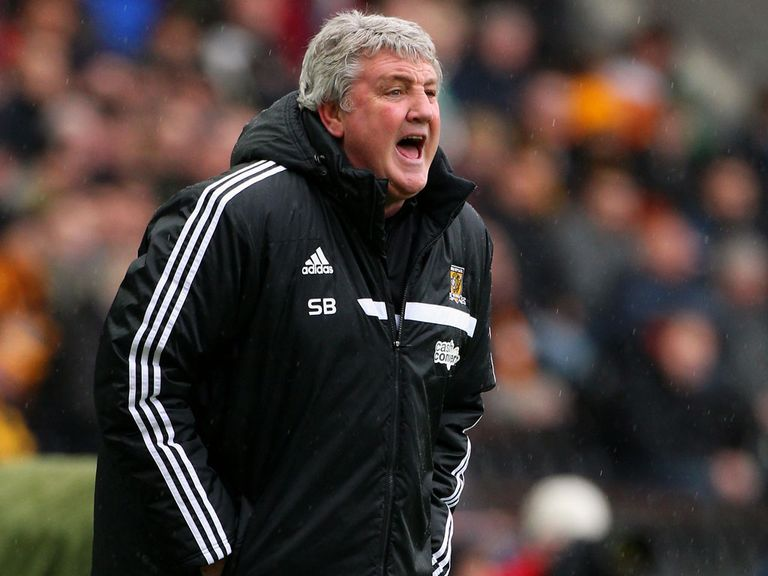 Steve Bruce: In good spirits ahead of Hull's FA Cup tie