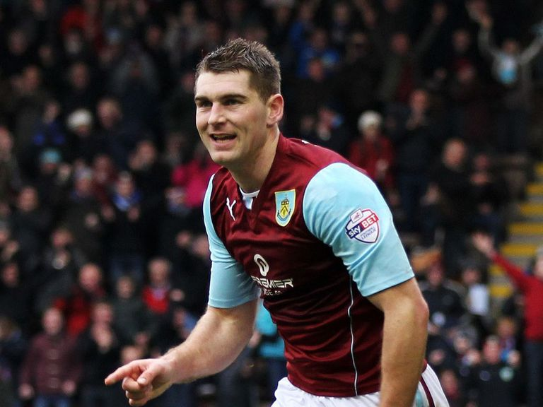 Sam Vokes: Key man in Burnley's promotion charge