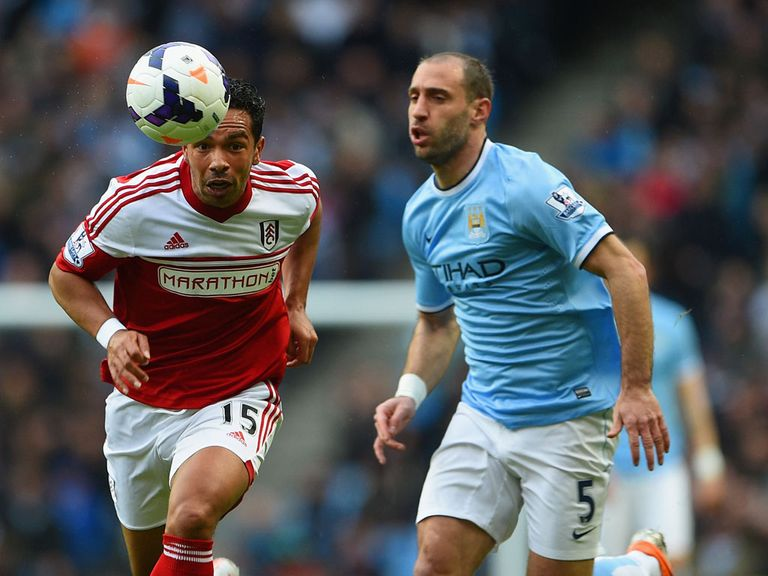 Pablo Zabaleta: Confident in securing the league