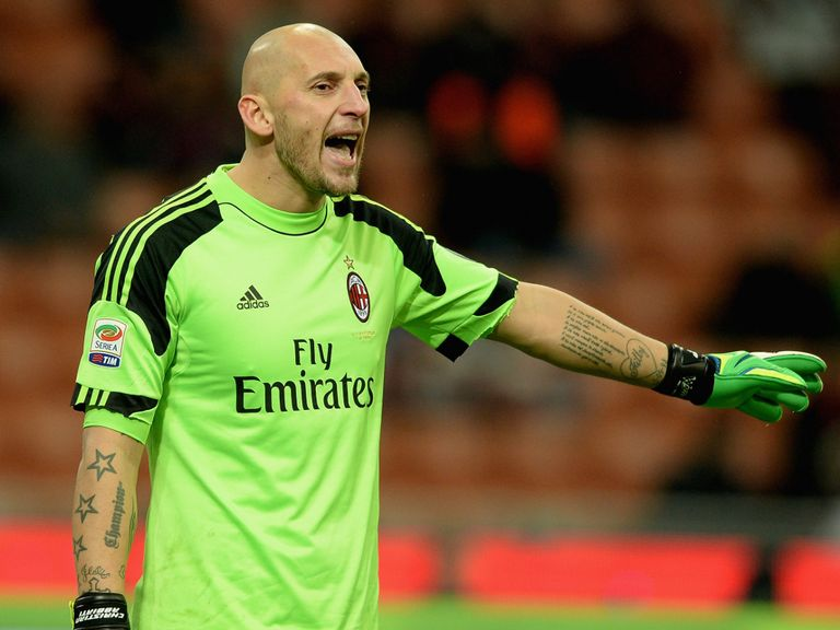 Christian Abbiati: Staying at AC Milan
