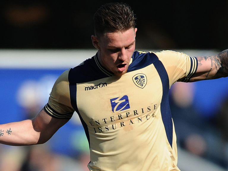Connor Wickham: On loan at Leeds
