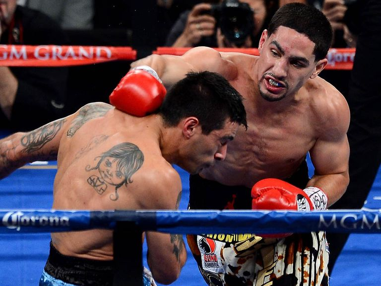 Danny Garcia: Going from strength to strength