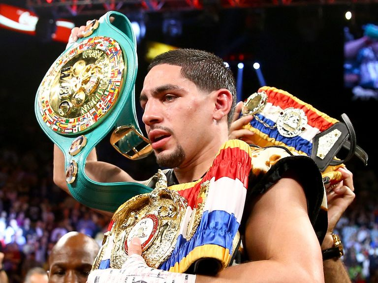 Danny Garcia: Defends his titles on Saturday night
