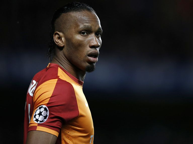 Didier Drogba: Could make a move to Chelsea as player/coach
