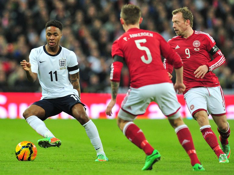 Raheem Sterling: Backing from Roy Hodgson