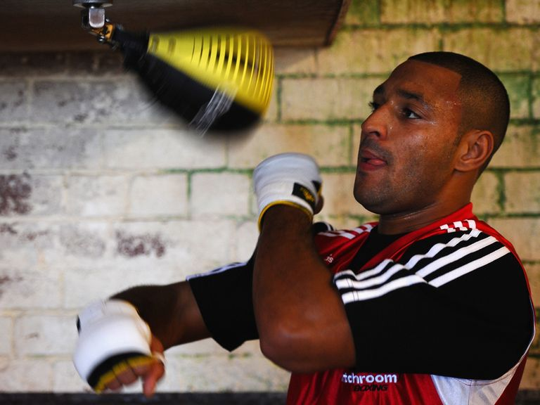 Kell Brook: Confident of becoming a world champion