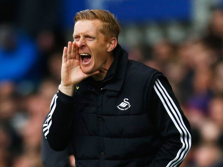 Garry Monk: Relishing the chance