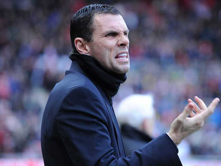 Gus Poyet: Expecting a tough night at Anfield on Wednesday