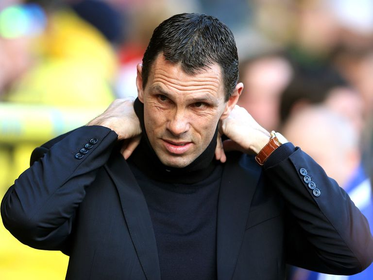 Gus Poyet: Contract talks on back-burner